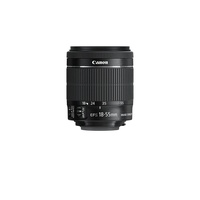 Canon EF-S 18-55mm F3,5-5,6 IS STM schwarz