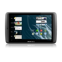 Archos 101 G9 Turbo 10.1 8GB Wi-Fi grau