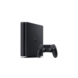 Sony PS4 Slim 1TB + Uncharted 4: A Thief's End + DriveClub + The Last of Us (Bundle) (EU Import)