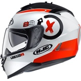 HJC Helmets IS-17 Lorenzo Angel 99 MC-1