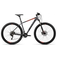 Cube Attention SL 27,5 Zoll RH 45,7 cm grey'n'flashred 2016