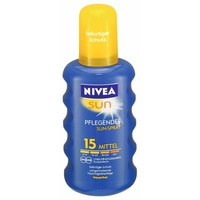 NIVEA Sun Pflegendes Spray LSF 15 200 ml