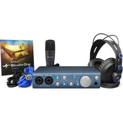 PreSonus Audio Interface AudioBox iTwo