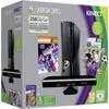 Microsoft Xbox 360 Slim 250 GB + Kinect + Kinect Adventure + Kinect Sports + Dance Central 2 (Bundle)
