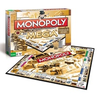 Winning Moves Monopoly Mega Deluxe (42884)