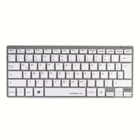 Hama Rossano Wireless Keyboard DE (50454)
