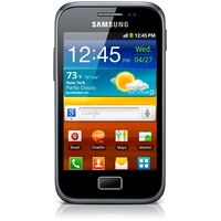 Samsung Galaxy Ace Plus dunkelblau