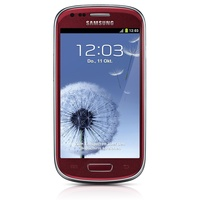 Samsung Galaxy S III mini rot
