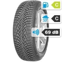 Goodyear Ultra Grip 9 185/55 R15 82T