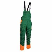 Schnittfeste Schutzlatzhose für Motorsäge SECURE CUT - Größe XL