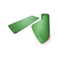 Schildkröt-Fitness Fitnessmatte, 15 mm, Grün, mit Tragegurt Fitnessmattengröße - Länge 180-190cm, Breite 60cm, Fitnessmattenstärke - 1,5cm,