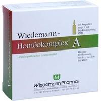 Wiedemann Homöokomplex A