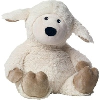 Wärme-Stofftier Beddy Bear Schaf beige