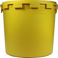 Kanüleneimer 5L gelb