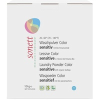 Sonett Waschpulver Color sensitiv,10 kg