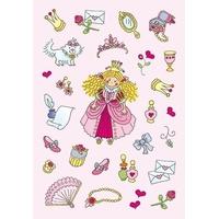 HERMA 3453 10x Sticker DECOR Prinzessinnen I