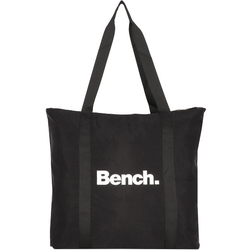 Bench City Girls Shopper Tasche 42 cm schwarz
