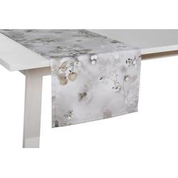 Tischläufer CELESTE taupe(BL 50x150 cm) Pichler