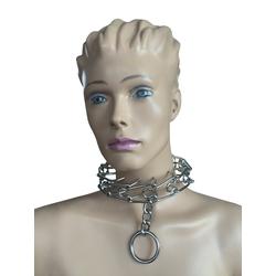 Metall Bondage Stachel Sklaven Halsband