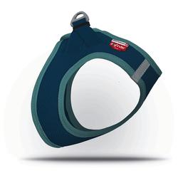 Curli Vest Geschirr Air-Mesh deep-mint, Größe: XXXS
