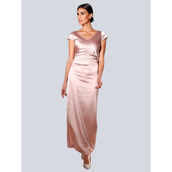 Alba Moda Abendkleid in eleganter Maxilänge 34