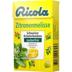 RICOLA o.Z.Box Zitronenmelisse Bonbons 50 g