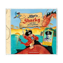 Käpt'n Sharky - Und das Seeungeheuer (CD)
