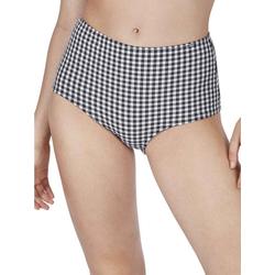 Skiny Bikini-Hose Bikini-Slip, High-Waist 1 Stück 40