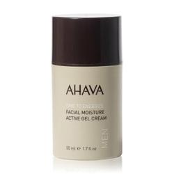 AHAVA Time to Energize men Facial Moisture Active żel do twarzy  50 ml