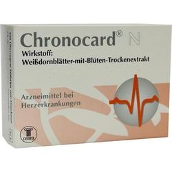 Chronocard N