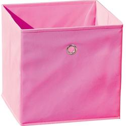 Inter Link Aufbewahrungsbox Faltbox, grün rosa