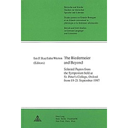 The Biedermeier and Beyond - Buch