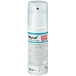 Myxal Fußspray 100 ml Flasche