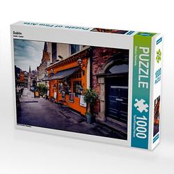 Dublin Lege-Größe 64 x 48 cm Foto-Puzzle Bild von Markus Markus Pavlowsky Puzzle