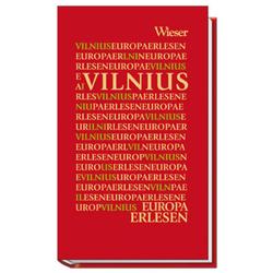 Vilnius als Buch von