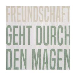 "Räder Design Papierserviette SERVIETTEN ""FREUNDSCHAFT"""
