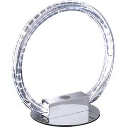 ACTION Lund 853001010250 LED-Tischlampe 7W Chrom
