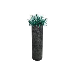 wuuhoo Dekovase Pflanzkübel wetterfest aus Fiberglas mit Einsatz 120 cm