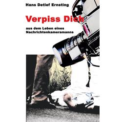 Verpiss Dich als Buch von Hans Detlef Ernsting