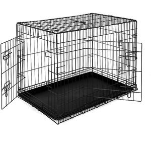 dibea Hundetransportkäfig Tiertransportbox Hundebox Größe XL