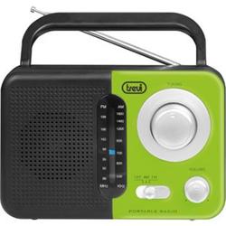 Trevi RA 768 S portables 2 Band AM/FM-Radio - grün