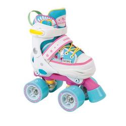 HUDORA® Skate Wonders Rollschuh verstellbar, Gr. 28-31