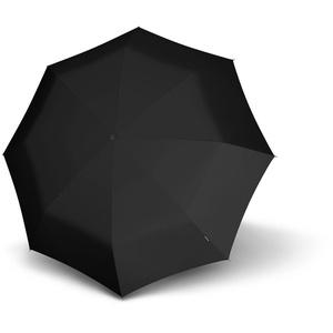 Knirps Taschenschirm T.400 Duomatic Solids XL schwarz