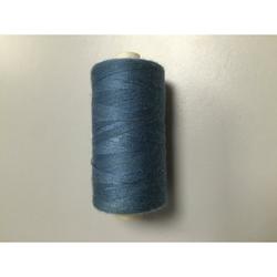 Nähseide Nähgarn Fadenspule 1000 m hell blau