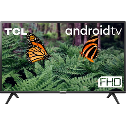 TCL 40ES561 LED-Fernseher (100 cm/40 Zoll, Full HD, Smart-TV, Android TV, Google Assistant)