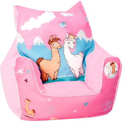 Knorrtoys® Sitzsack NICI La-La-Lama Lounge, für Kinder; Made in Europe