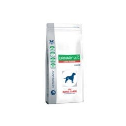 14 kg Royal Canin Urinary U/C Low Purine Hund UC 18 Veterinary Diet