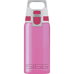 Sigg Trinkflasche Trinkflasche VIVA ONE Aqua, 500 ml rosa
