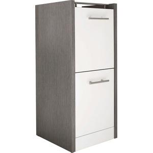 Schildmeyer Midischrank Triant grau Bad-Midischränke Badmöbel