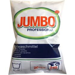Jumbo Vollwaschmittel 20kg Sack
